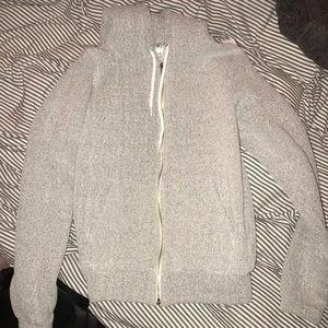 unisex american apparel zip hoodie! 🍰